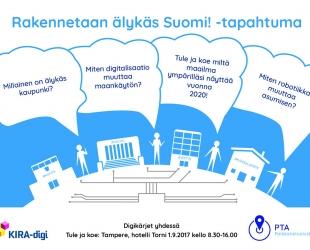 Kärjet yhdessä: Rakennetaan älykäs Suomi!