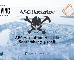 AEC Hackathon Helsinki 7.-9.9.2018